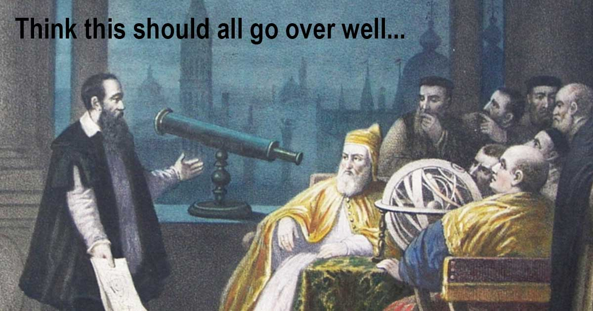 Galileo invented the telescope fact or myth?
