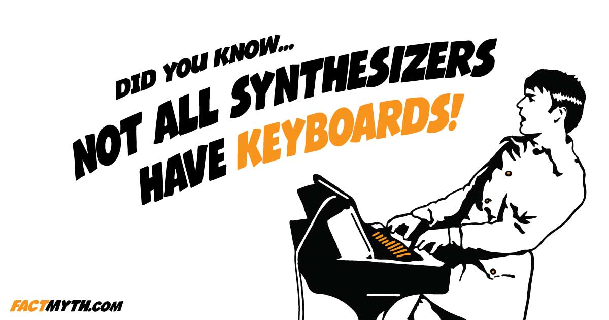 Does A Synthesizer Always Have a Keyboard?