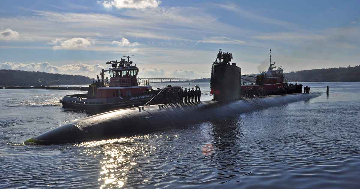 A U.S. Submarine Day is 18 hours long, Not 24