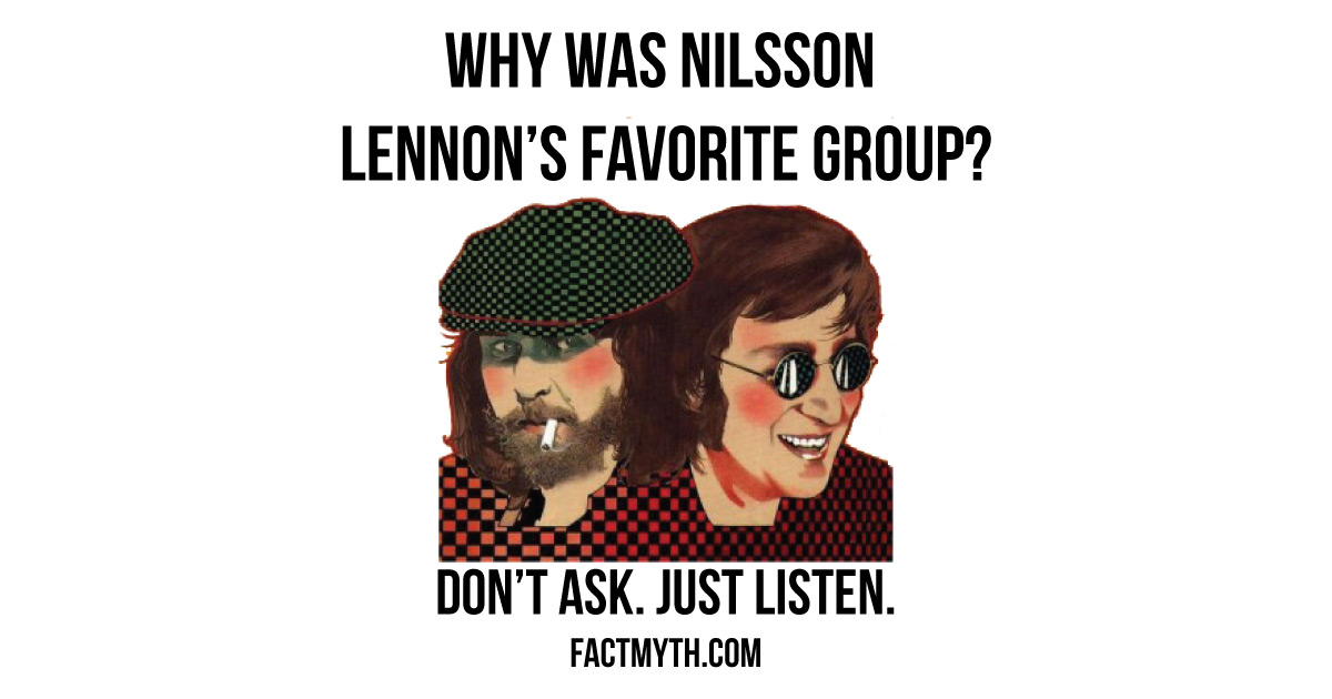 Harry Nilsson Was Lennon and McCartney's Favorite Group