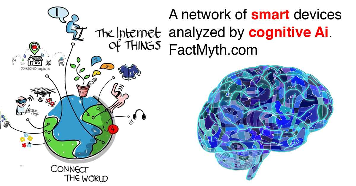 Internet of Things and Cognitive Computing