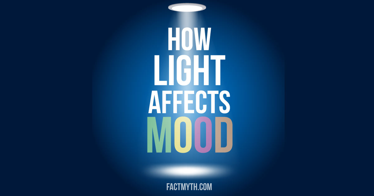 Light Can Affect Mood