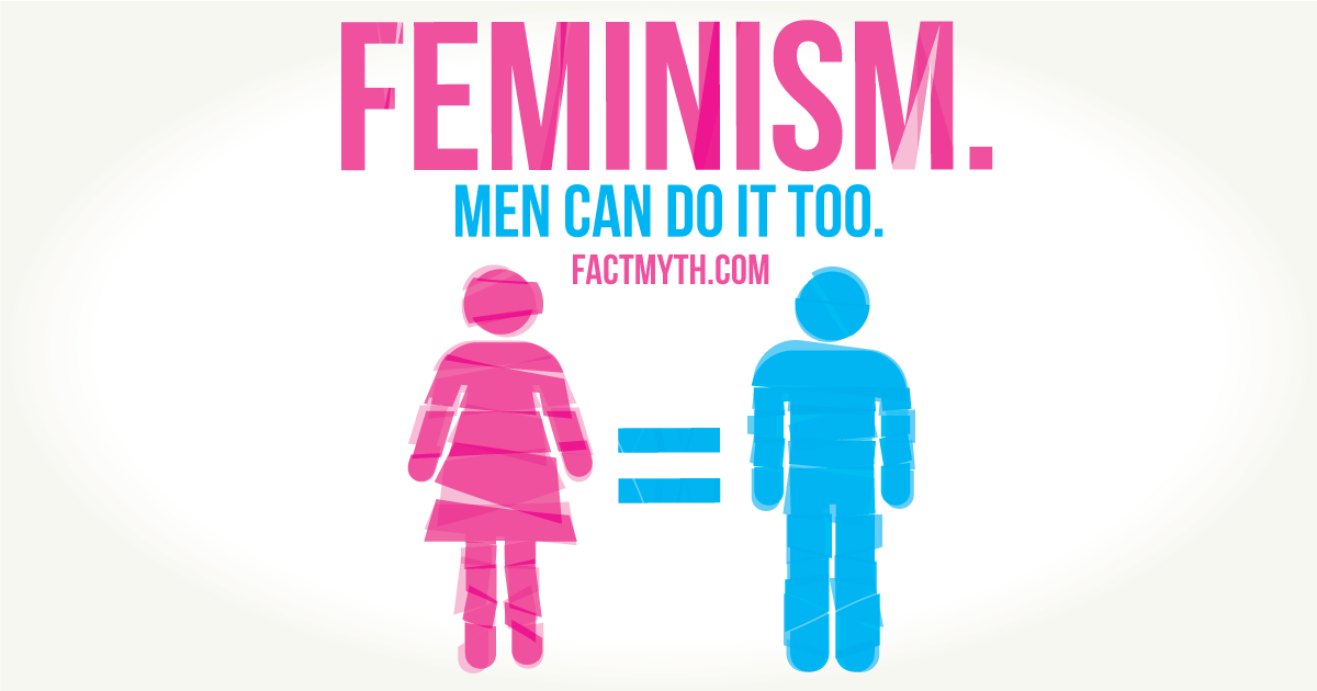 Can Men Be Feminist?