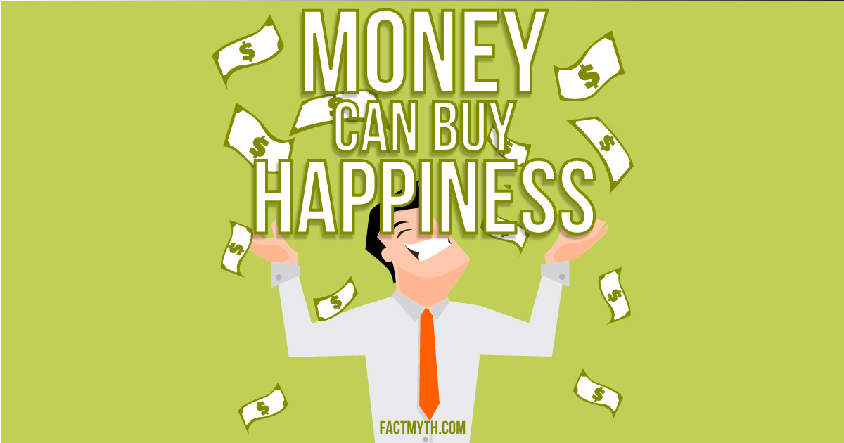 money cant buy happiness Can money really buy happiness if yes, then how and if not, then what can bring happiness update cancel is it true money can't buy you happiness.