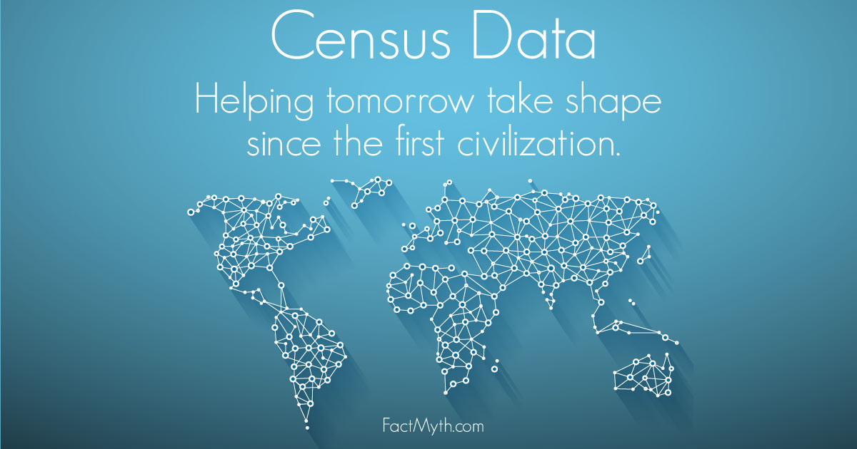 Is the Census Relatively Modern?