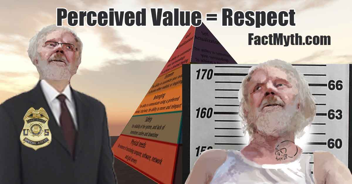 Perceived Value Affects Respect
