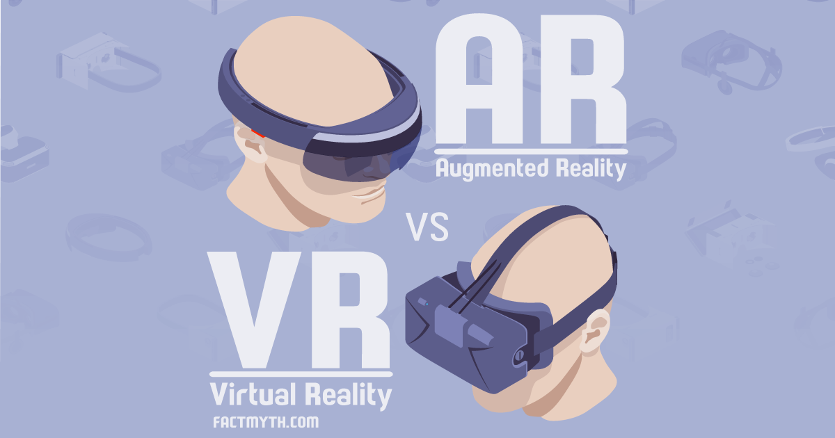 Image result for ar vs vr