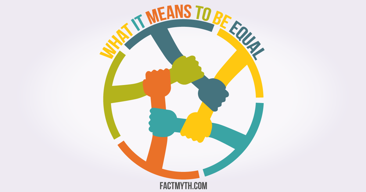 Being Equal Means Having Equivalent Value