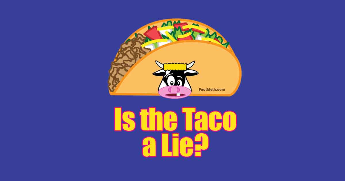 Is Taco Bell's Beef Real Beef?