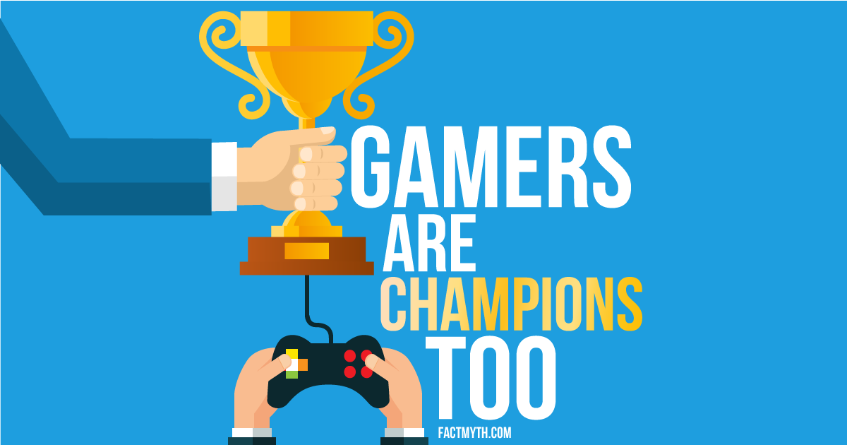 eSports is Video Games as a Competitive Sport