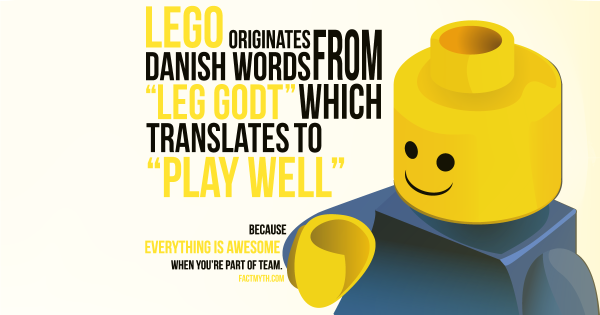 Licensing and Media Tie-Ins Saved LEGO - Fact or Myth?