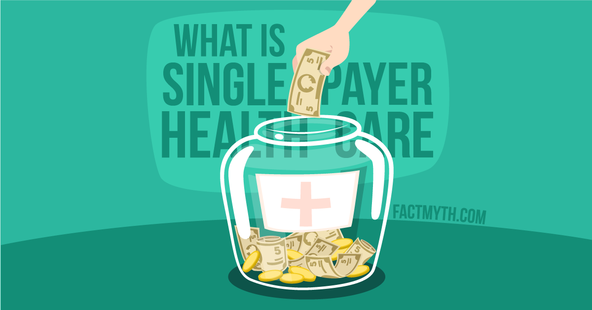Does Single Payer Mean Public Funding and Delivery?