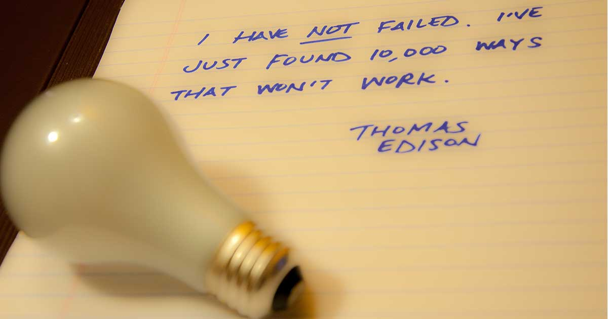 Did Edison Invent Anything?