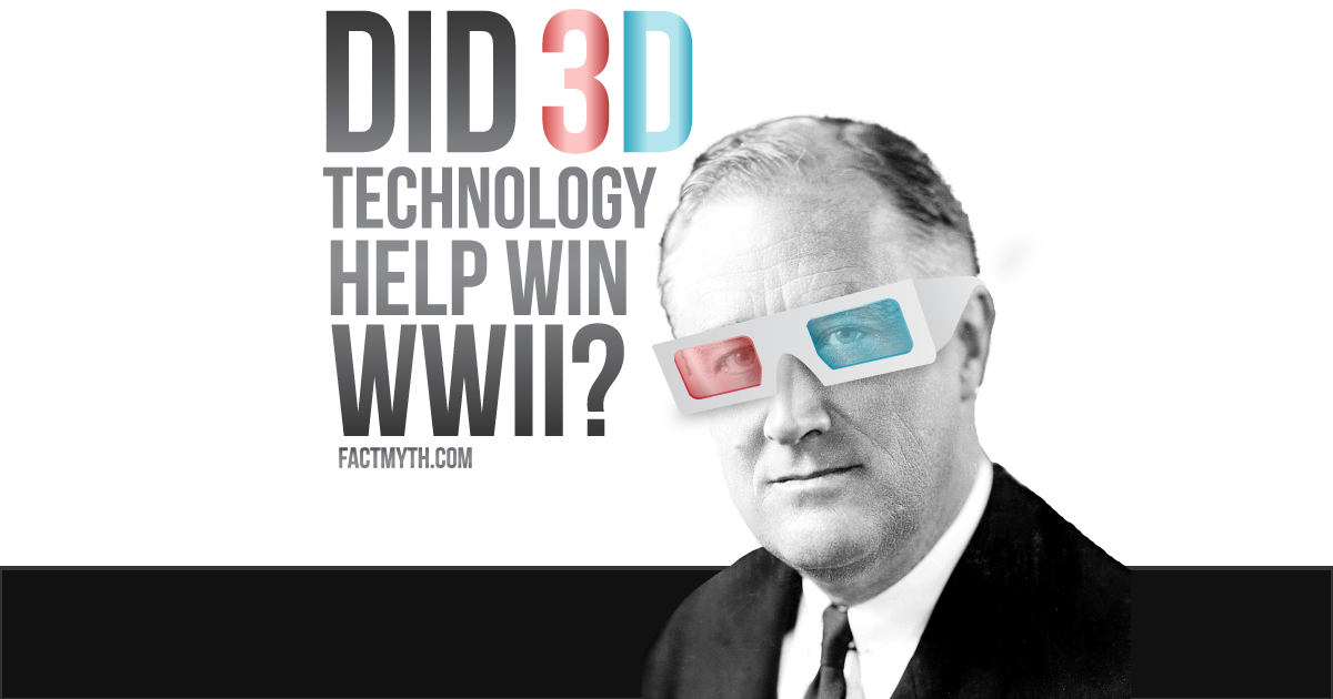 Is 3D a New Technology?