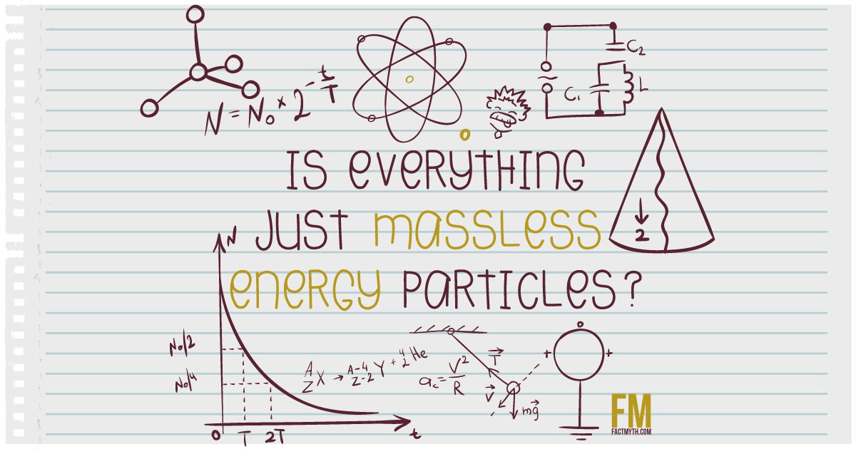 All Particles are Made from Massless Particles