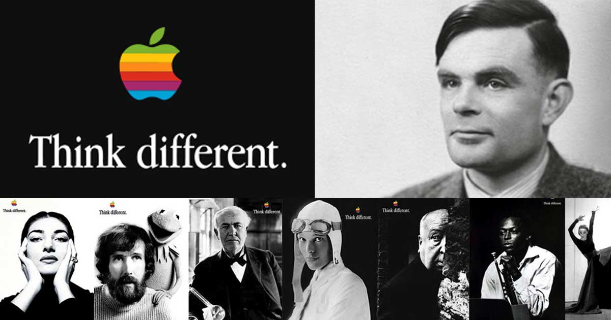 Apple Think Different