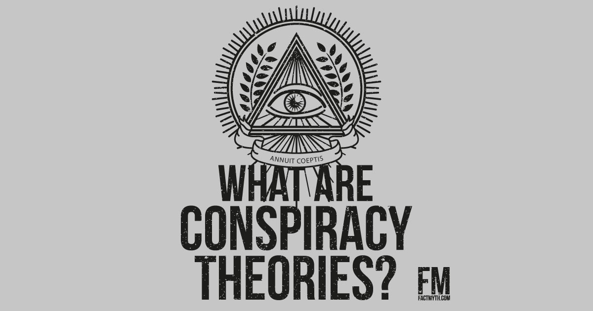 Conspiracy theories essay topics