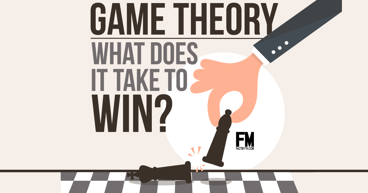 Game Theory is the Science of Strategy