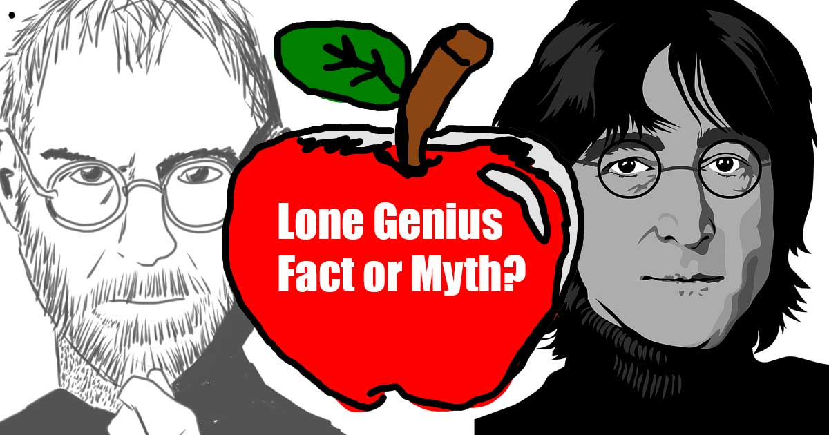 Is Lone Genius a Myth?