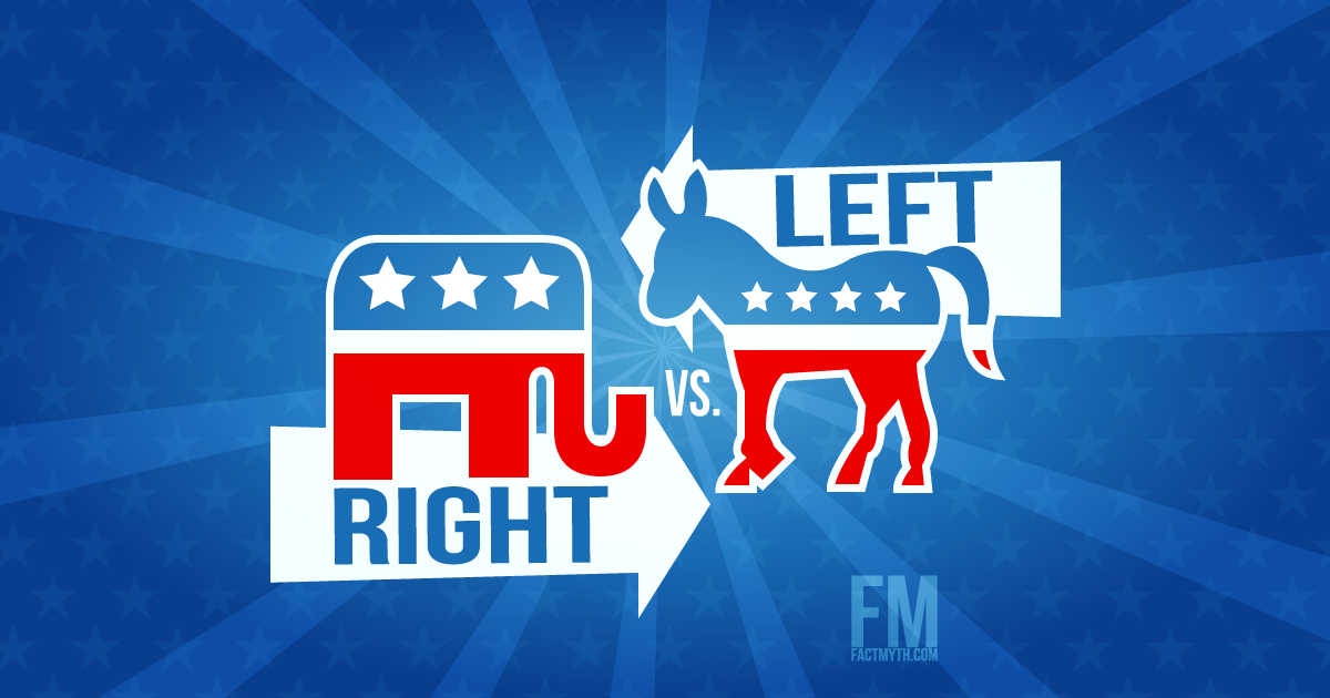 The Left Versus the Right Explained