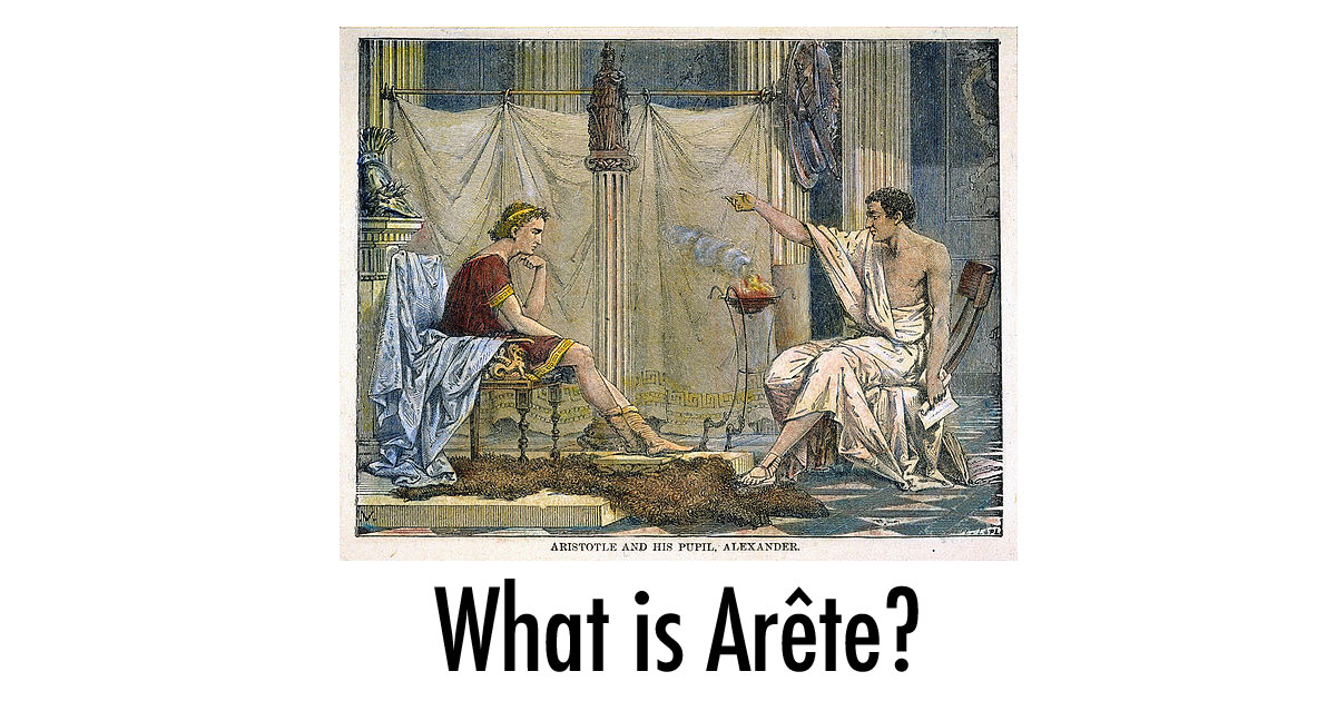 What is arête?