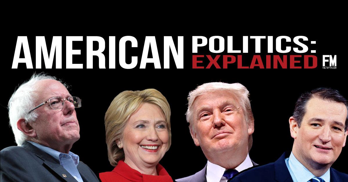 American Politics Explained