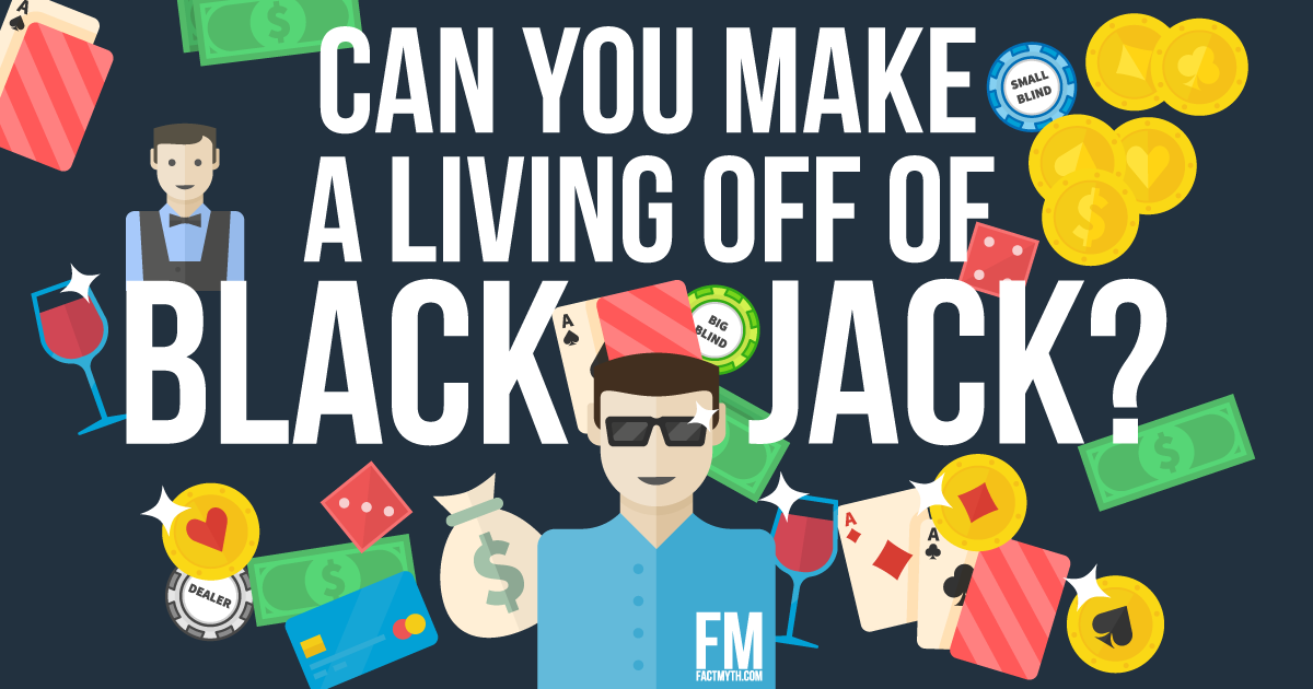 Can the average person win at Black Jack?