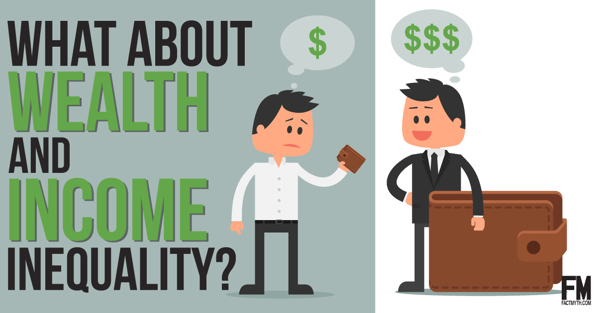 Wealth and Income Inequality