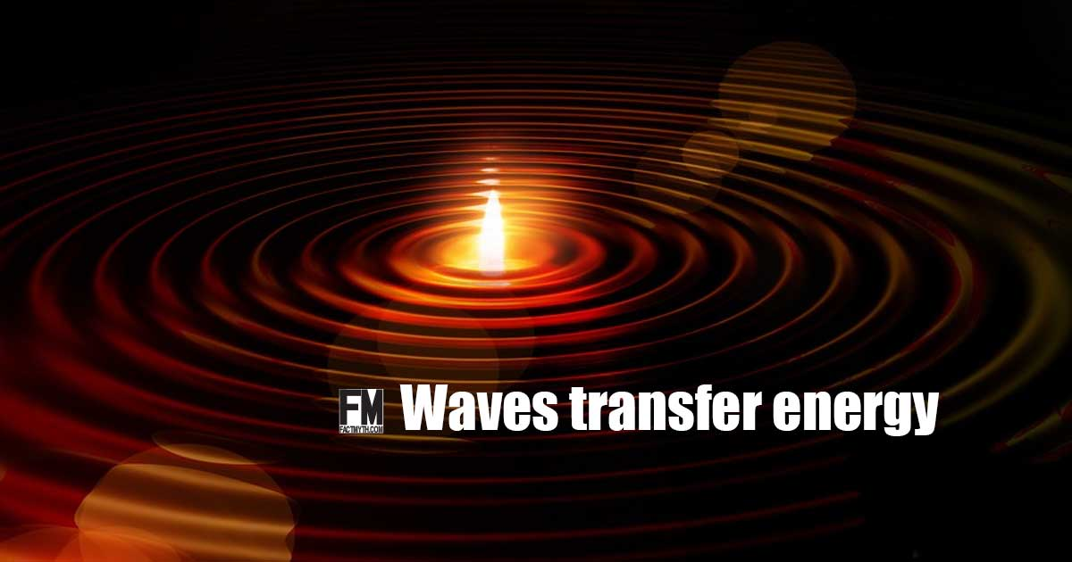 Waves Transfer Energy