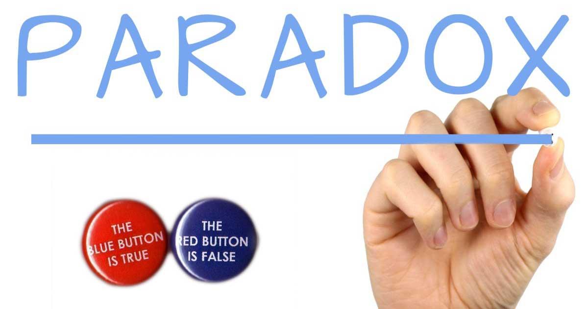 The Paradox Principle