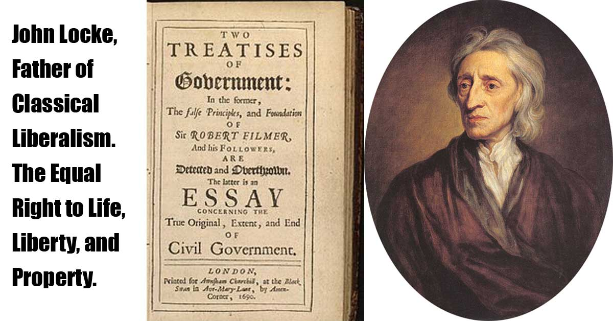 the major influence of john lockes philosophy to the american political system It was once conventional wisdom that locke greatly influenced the american in their political philosophy philosophy 1755, london locke, john.