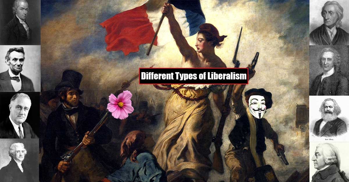 different-types-of-liberalism