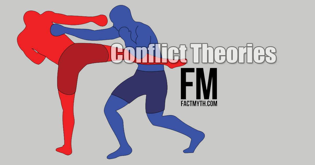 black conflict theories 2005-10-27 module 1 conflict in this unit we consider stressful situations (conflict, frustration, and anxiety) and their biological and psychological effects.