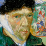van Gogh ear painting